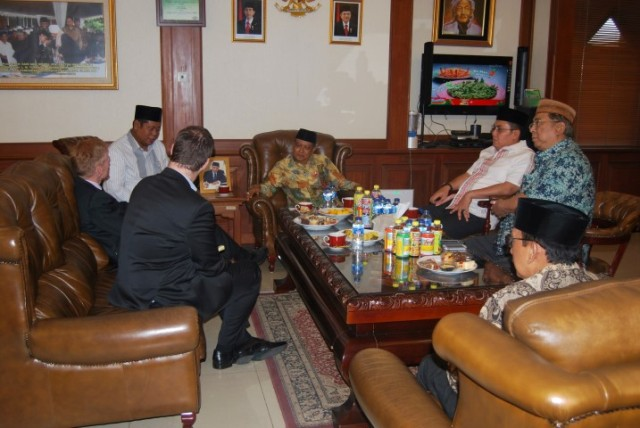 Dubes Uni Eropa: Indonesia Harusnya Jadi Role Mode Islam Damai