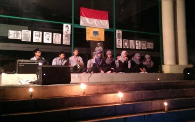 Hari Pahlawan, PMII Wahid Hasyim Gelar Sarasehan Kebangsaan
