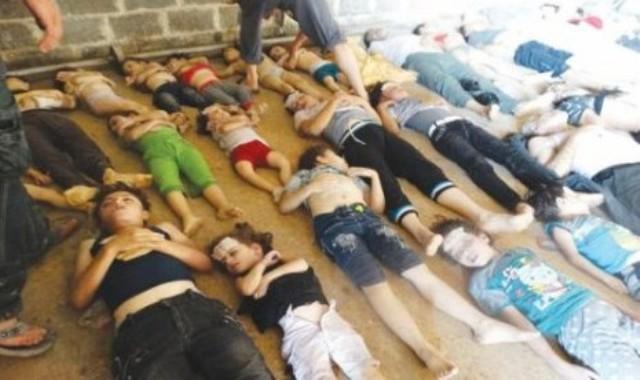 Pembunuh Warga Sipil dalam Catatan Rasulullah SAW