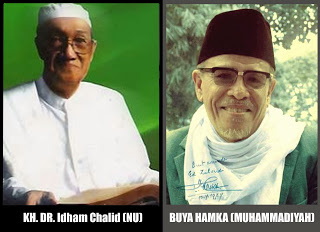 Jaga Ukhuwah, Belajarlah pada KH Idham Chalid dan Buya Hamka