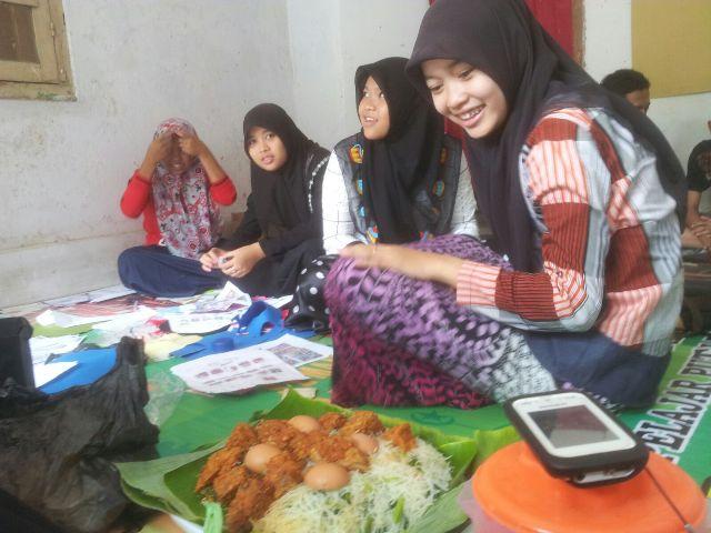 Dirikan Basecamp, Pelajar NU Mojoduwur Ajak Anggota Lebih Kreatif