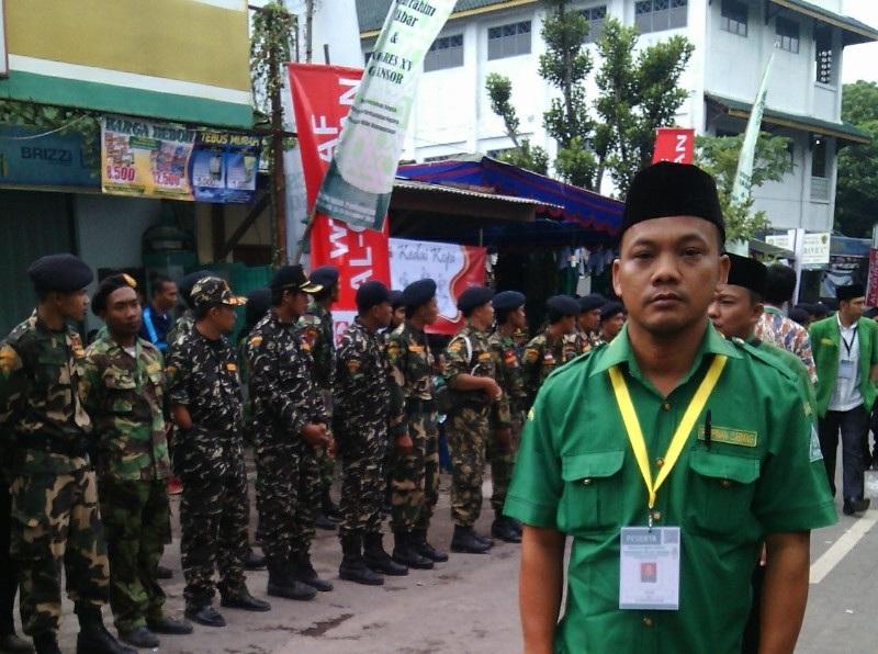 Pilkada Ditunda, Ansor Pematangsiantar Imbau Warga Tak Provokasi