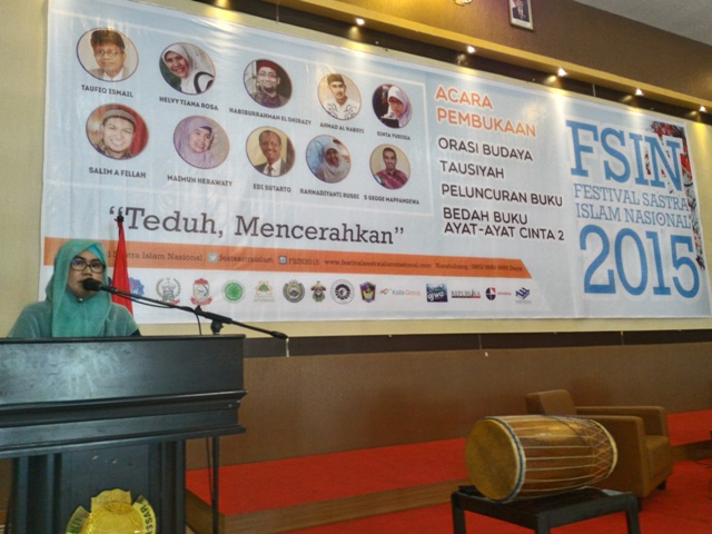Festival Sastra Islam di Makassar Disambut Meriah