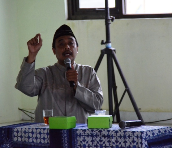PWNU Yogyakarta Bahas Problematika Wakaf