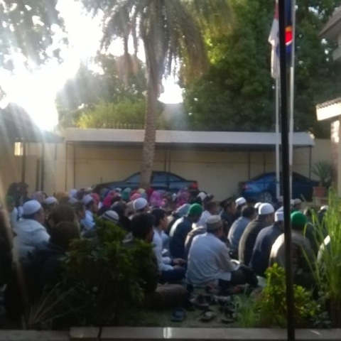 PCINU Sudan Sambut Maulud Nabi Muhammad SAW