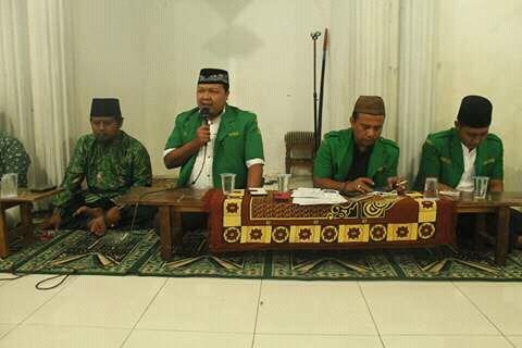 GP Ansor Jombang Hidupkan Anak Cabang Wonosalam yang Vakum 10 Tahun