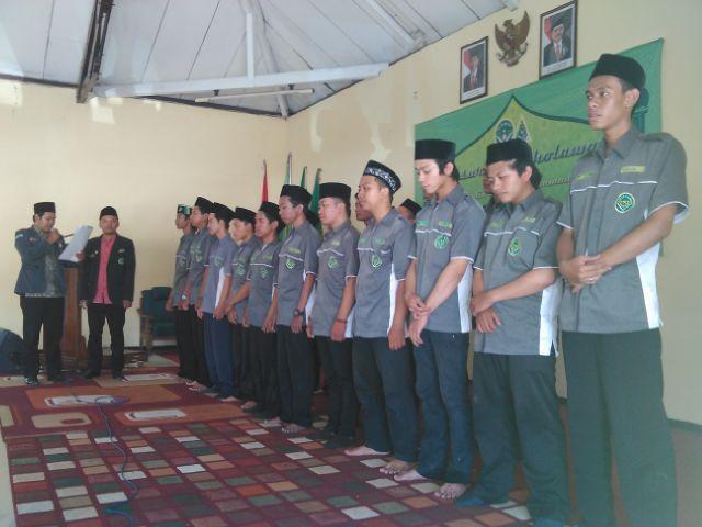 Dilantik, IPNU-IPPNU Unsuri Siap Tuntaskan Serentetan Program