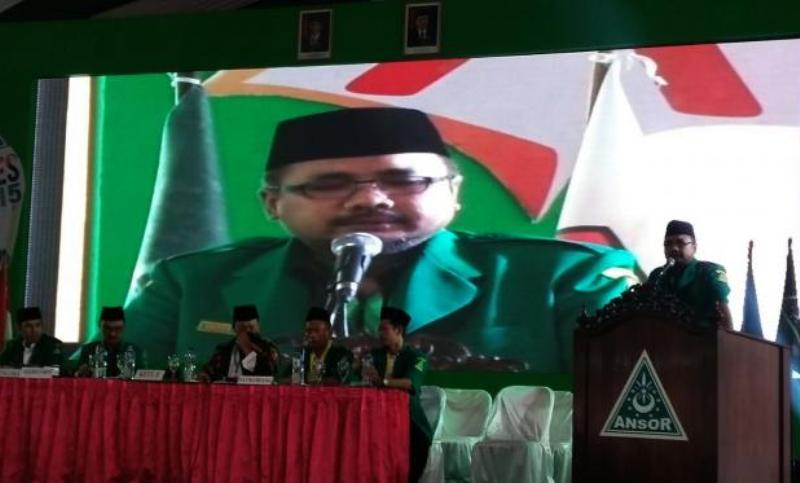 Dilantik, Pimpinan Pusat GP Ansor Siapkan Ragam Kegiatan