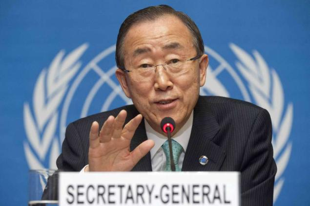 "Sekjen PBB Sebut Pemukiman Israel Sebagai ""Tindakan Provokatif"""