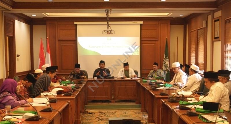 PBNU Pertajam Rumusan Konsep Islam Nusantara