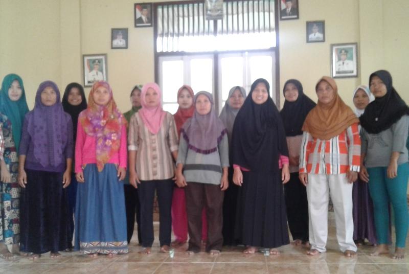 Jelang Lomba Rebana, Fatayat NU Ambarawa Barat Intensifkan Latihan