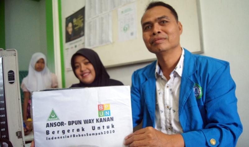 Puskesmas Baradatu: Baksos PCNU Way Kanan Pererat Silaturahmi Warga