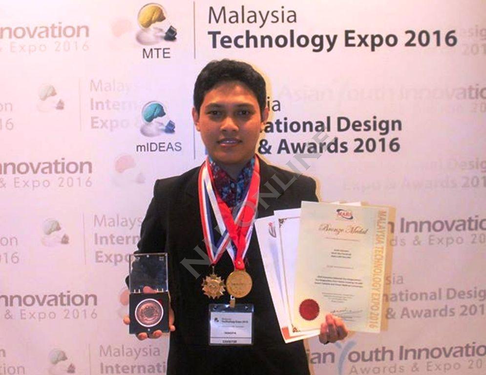 Kader Muda NU Pati Borong Empat Penghargaan di Malaysia