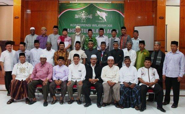 Pengurus Baru PWNU Aceh Dilantik