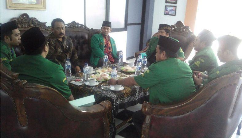 Raker, GP Ansor Kraksaan Fokus Bangun Ekonomi Kreatif