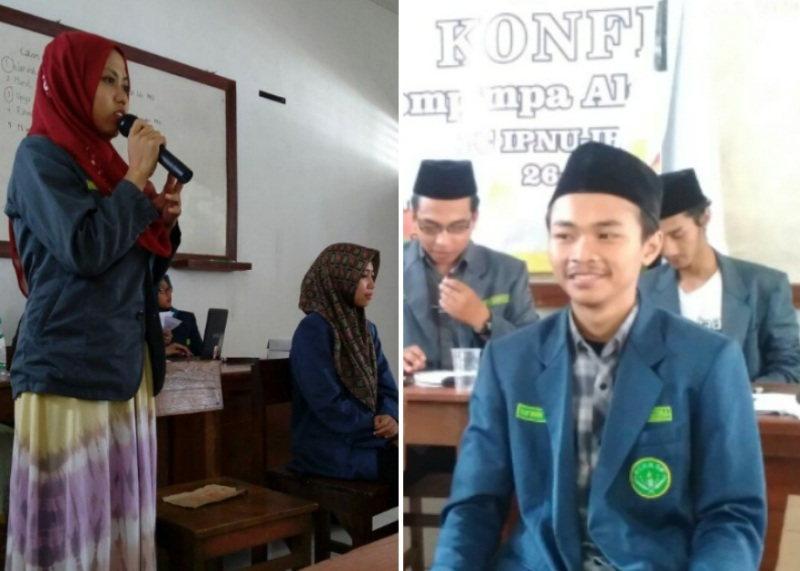 Gelar Konferensi, Pelajar NU Kota Yogyakarta Siap Bentuk Anak Cabang