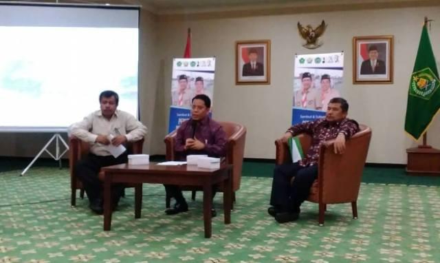 Kemenag Bangun Moderatisme Lewat Perkemahan Wirakarya Mahasiswa PTK