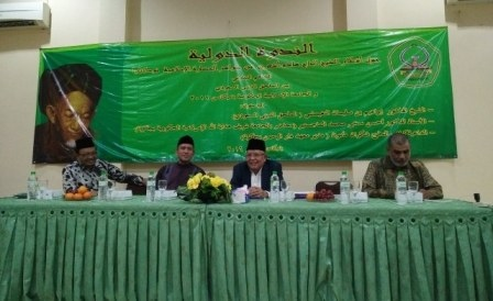 Mengkritisi Atase Agama Kedubes Arab Saudi Soal NU dan Wahabi