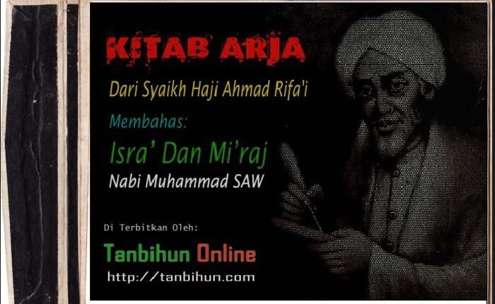 Unik, Peringati Isra' Mi'raj dengan Membaca Khatam Kitab Arjo