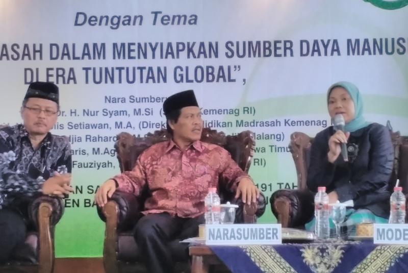 Ketua FKB DPR Siap Ajukan RUU Pengelolaan Pesantren