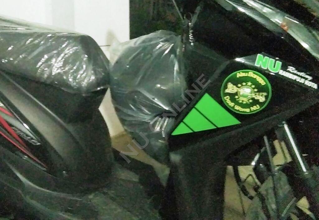 Ranting NU Rambipuji Kota Lengkapi Pengurus Inti dengan Motor