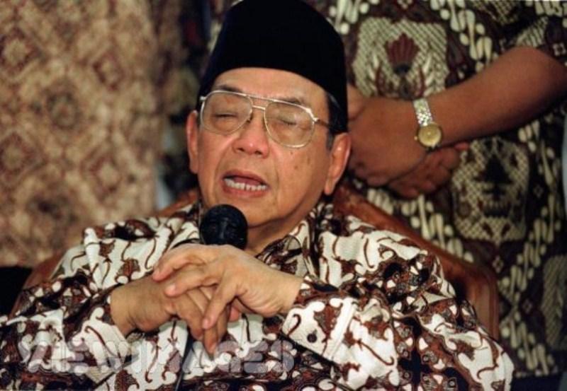 Al-Azhar Mesir Sebut Gus Dur sebagai Bapak Demokrasi Indonesia