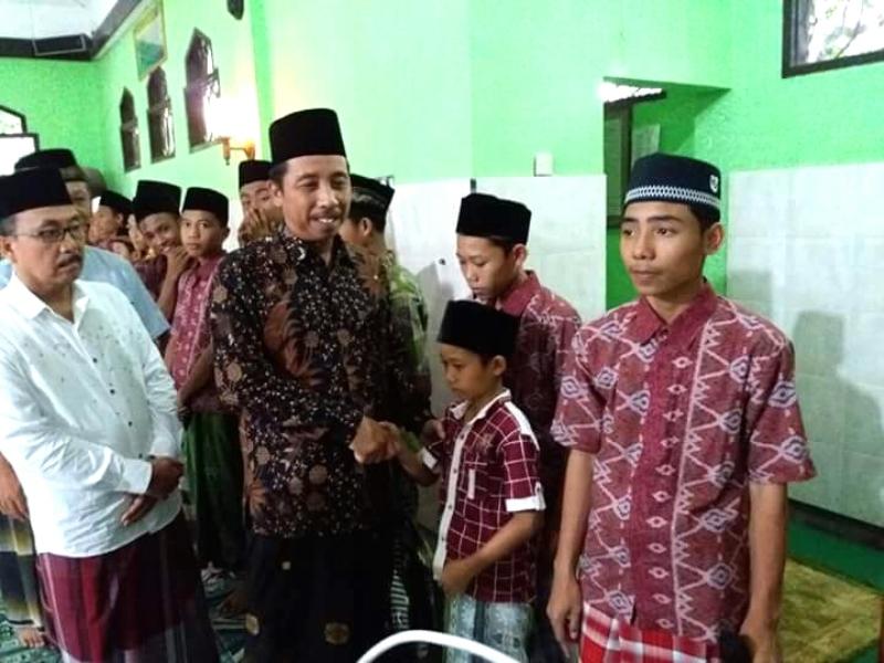 Baznas Kucurkan Santunan Yatim di Rembang