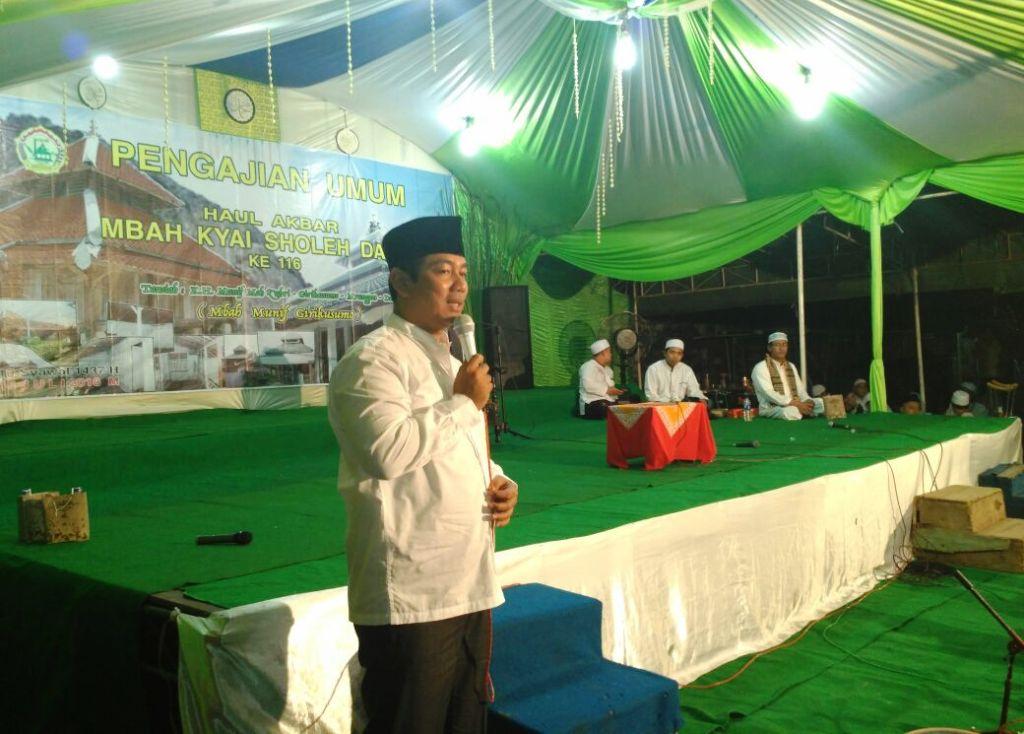 Wali Kota Semarang Siap Support Kegiatan Terkait Kiai Sholeh Darat