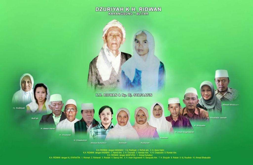 KH Muhammad Ridwan, Ulama Tawaduk Pecinta Ilmu dari Blitar