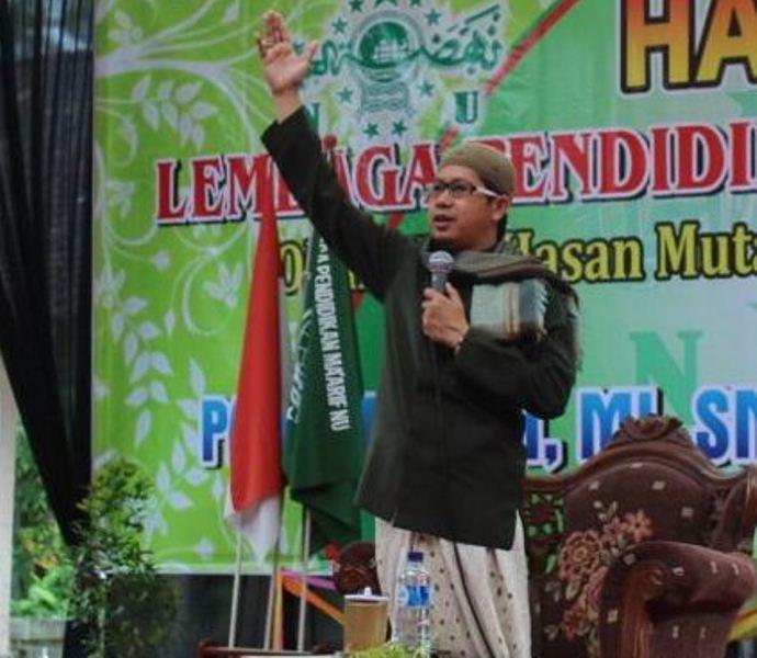 Anak Didik Maarif NU Harus Pelajari Ilmu Agama dan Umum