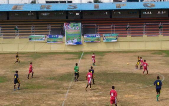 LSN Regional Kalimantan III, Nahdlatul Athfal Bungkam Mathlaul Anwar 6-0
