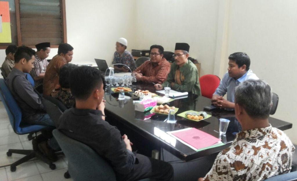 Siapkan Akreditasi, Kopertais II Jabar Banten Dampingi STISNU Nusantara