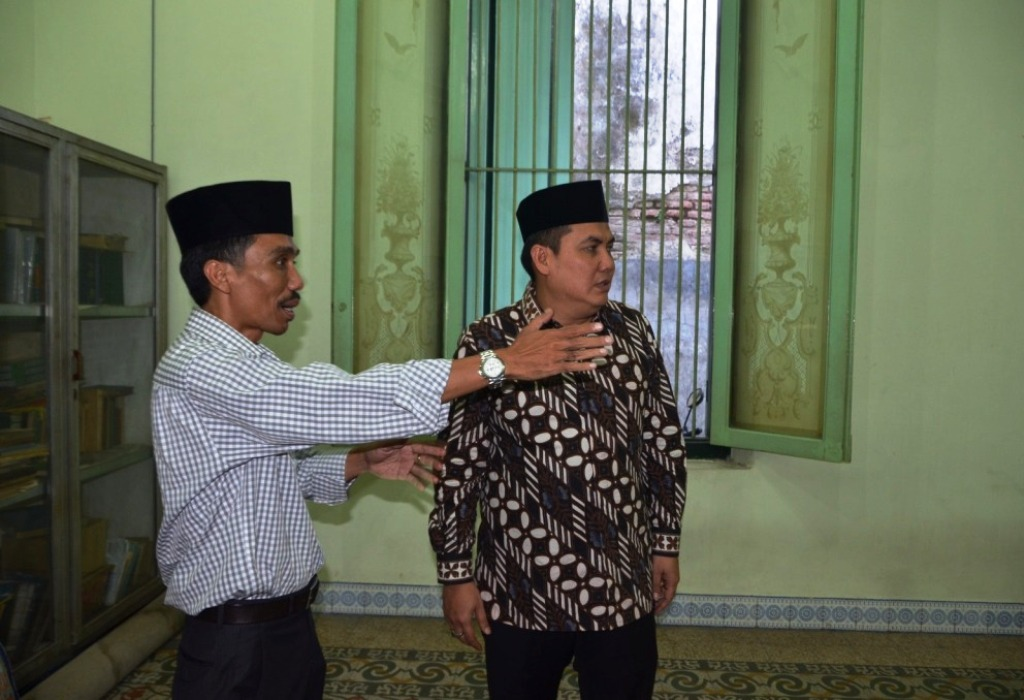 Kenapa Warga NU Berkunjung ke Kantor PCNU Surabaya?