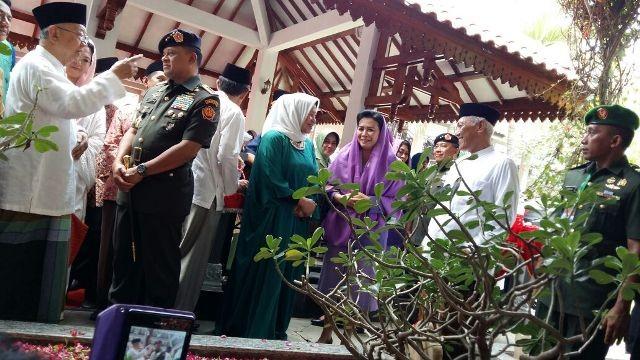 Tradisikan Ziarah, Panglima TNI Ajak Prajurit Belajar dari Sejarah