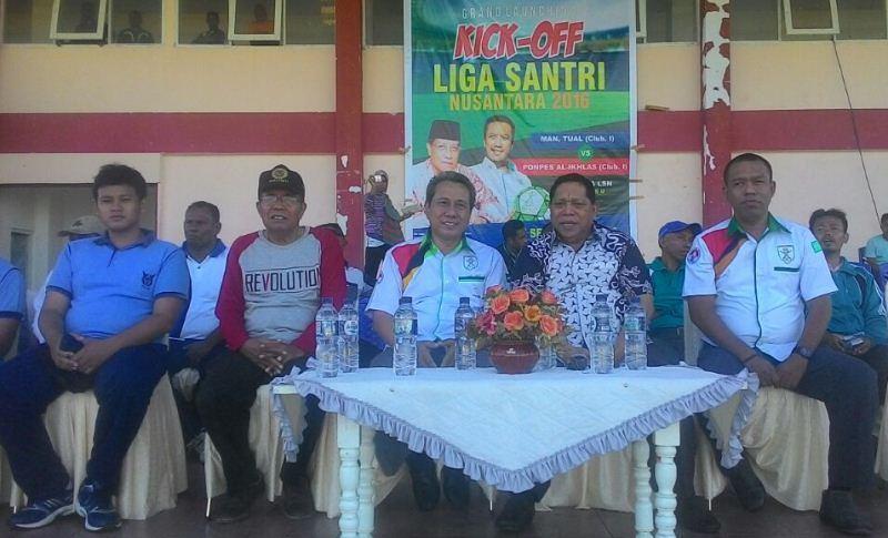 Liga Santri Region Maluku-Papua Dibuka