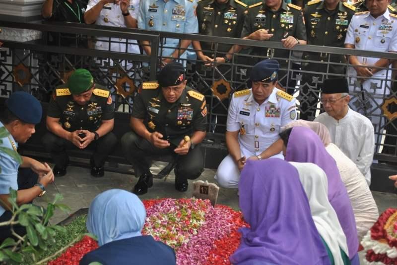 Panglima TNI: Fatwa KH Hasyim Bangkitkan Semangat TNI Usir Penjajah