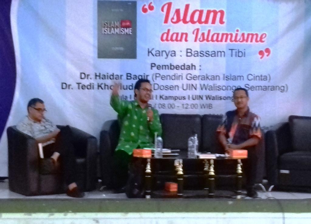 Islam Indonesia Diharapkan sebagai Rujukan Islam Moderat