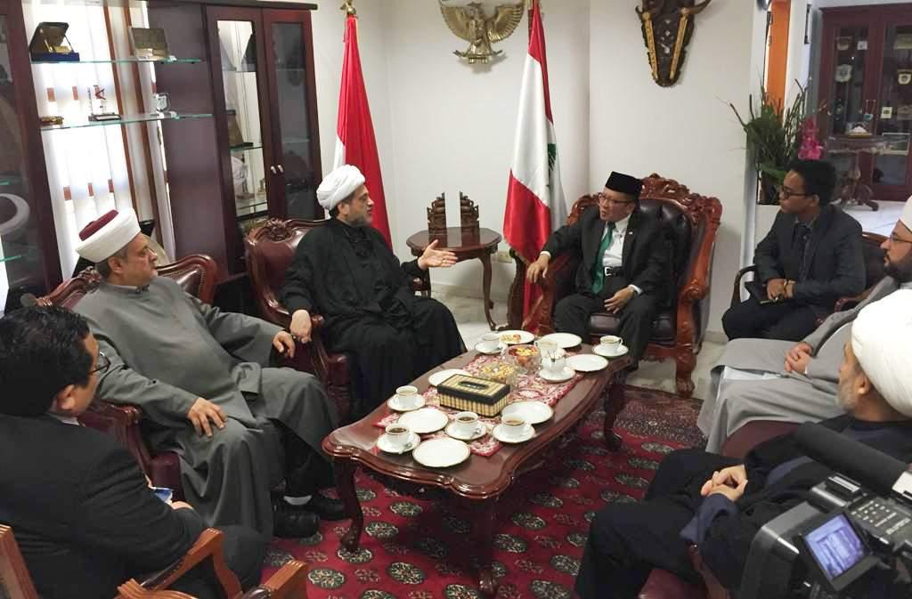 Organisasi Ulama Lebanon: Indonesia, Jadilah Orang Tua Muslimin Sedunia!