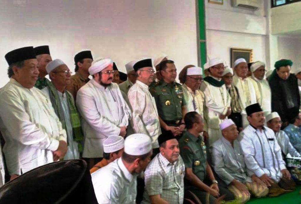 Rapat Akbar Aktualisasi Resolusi Jihad Lahirkan Piagam Tebuireng
