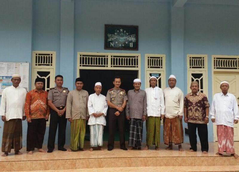Kunjungi PCNU, Kapolres Pamekasan Bahas Ujaran Kebencian