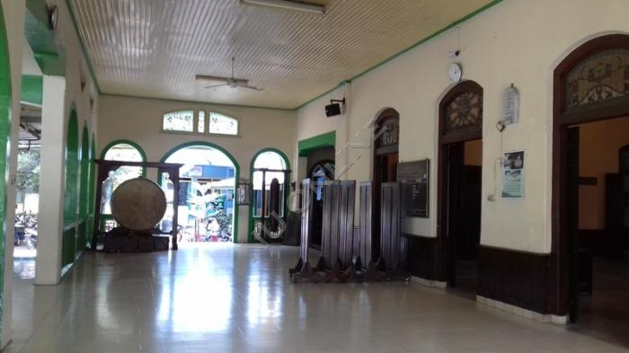 Sekilas Bedug Masjid Tegalsari Solo