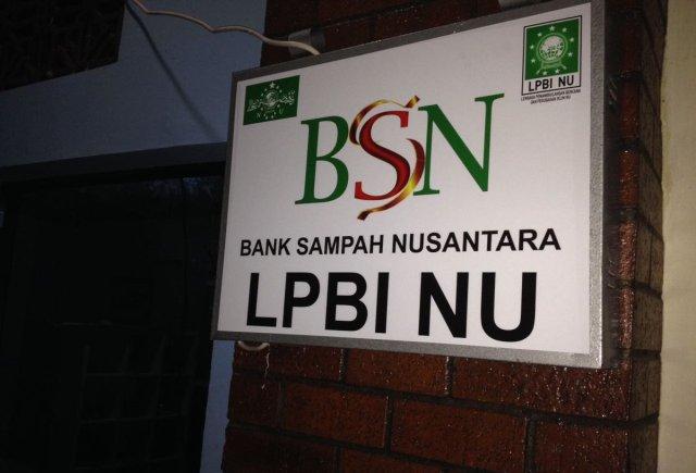 8 Bulan, Aset Bank Sampah Nusantara LPBINU Capai Rp206 Juta