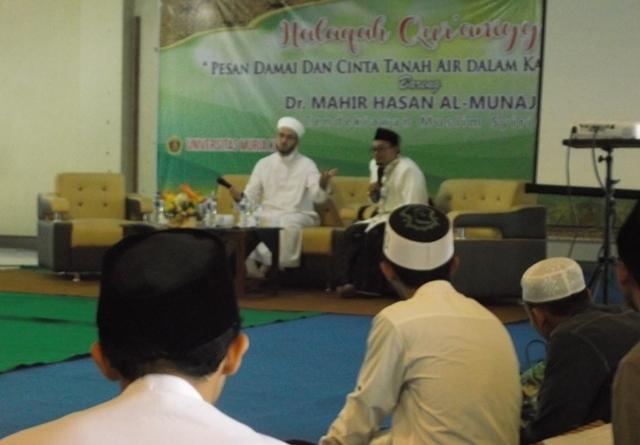 Cendekiawan Muslim Suriah: Aswaja Representasi Islam Moderat