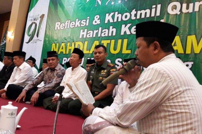 Ketua NU Kota Semarang: Waspadai Wabah Intoleran