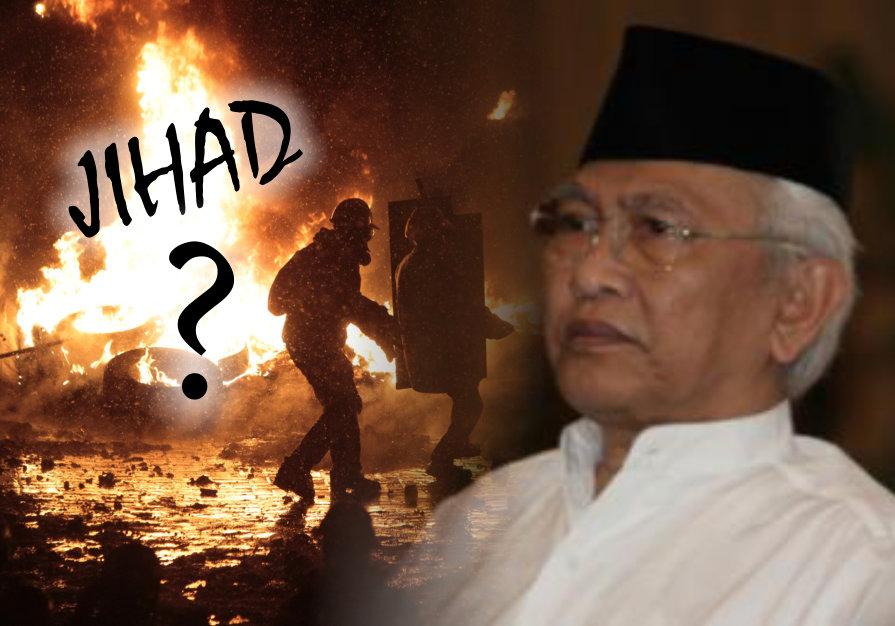 Mati Syahid dan Pemahaman Imporan