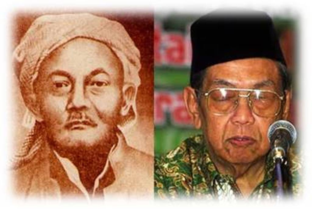 Romantisnya Hadratussyekh KH Hasyim Asy'ari dan Gus Dur