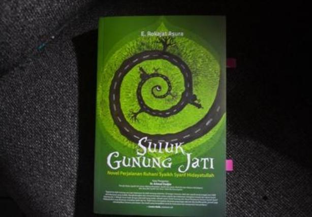 Novel Perjalanan Ruhani Sunan Gunung Jati