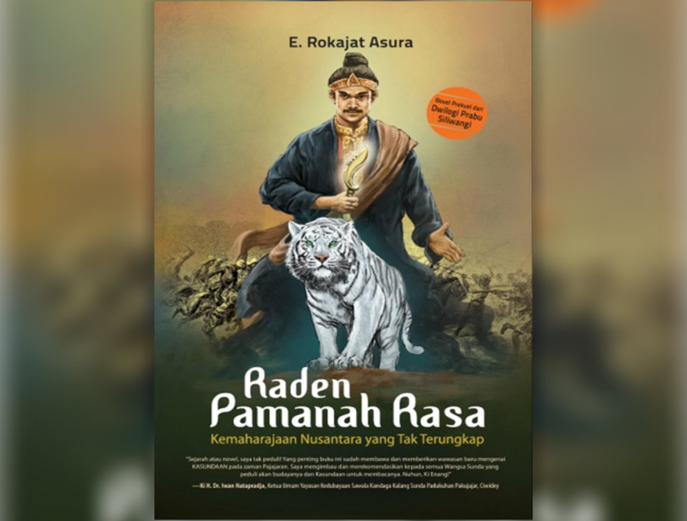 Raden Pamanah Rasa Menelusuri Jejak Kakek Sunan Gunung Jati