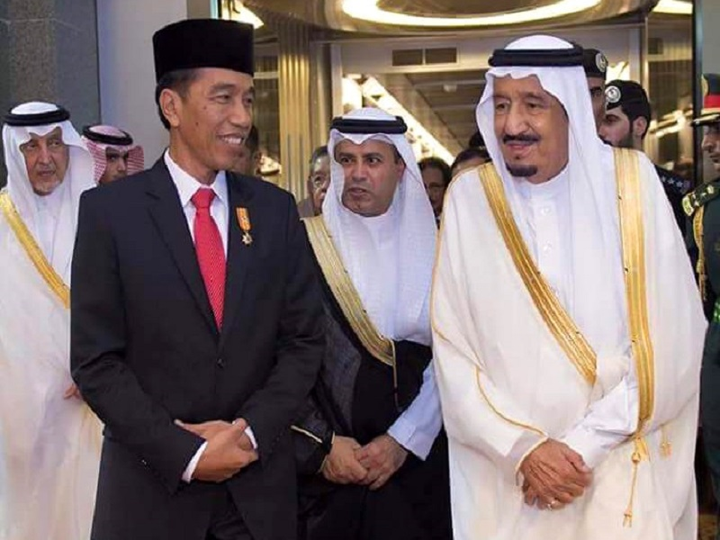 Memaknai Kunjungan Raja Salman