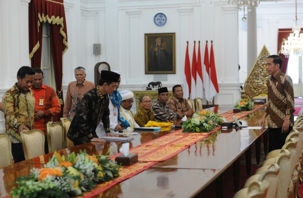 Presiden Jokowi Bakal Resmikan Tugu Titik Nol Islam Nusantara di Barus
